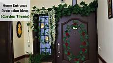 home entrance decoration ideas simplify your space youtube