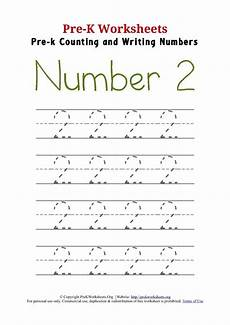 pre k trace number 2 worksheet writing numbers numbers preschool tracing worksheets