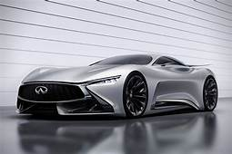 Infiniti Concept Vision Gran Turismo Is Sleek And