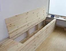 Sitzbank Mit Stauraum Selber Bauen - sitzbank selber bauen haben sie spa 223 mit dem praktischen