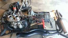 Porsche 914 Engine Start Up
