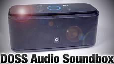 Doss Audio Soundbox Enceinte Bluetooth Sympa 224 Gagner