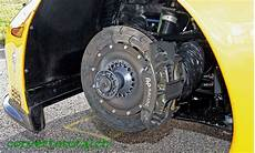 c7 z07 track modifications brakes harnesses