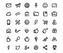 61 Best Images About Sketchnote Icons On Pinterest