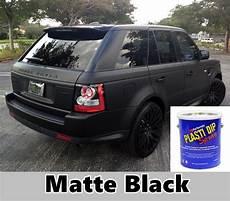 plasti dip matte black 1 gallon ready to spray rubber dip