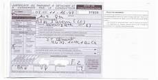 Contravention Pour Stationnement G 233 Nant Pv Mal R 233 Dig 233