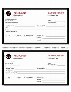 16 free taxi receipt templates make your taxi receipts easily