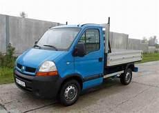 Renault Master 2 5 Dci Pritsche 5750 Netto
