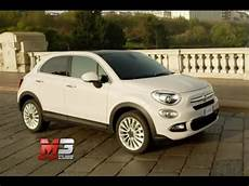 Fiat 500x Lounge - fiat 500x lounge 2015 test drive only sound
