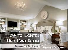 how to lighten up a dark room real estate tips home