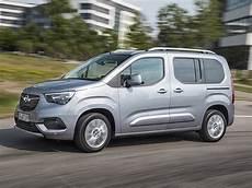 Opel Combo Test Crash Note Daten Preise Adac 2019
