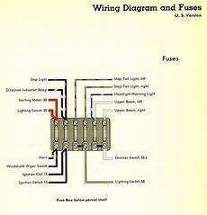 1960 vw beetle horn wiring wiring library