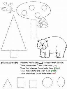 shapes worksheets for pre nursery 1208 shapes recognition practice worksheet http www kidzone ws prek wrksht shapes htm shapes