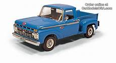 66 ford f 100 flareside from moebius models