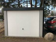 garage fertiggarage flachwand ged 228 mmt g 252 nstig in
