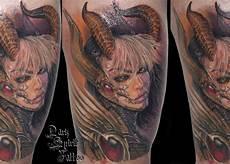 tatouage femme guerriere viking