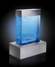 nebula tabletop bubble wall water feature fountain colour