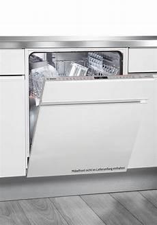 Bosch Geschirrspüler Kaufen - bosch vollintegrierbarer geschirrsp 252 ler sbv68ix01e 9 5 l