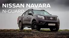 Take A Ride In The New Nissan Navara N Guard Tough Is