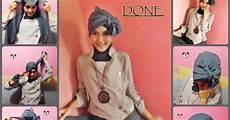 Kreasi Jilbab Gaya Turban And Style