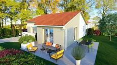 Maison Eko Plain Pied Fonctionnel Et 233 Conomique Logivelay