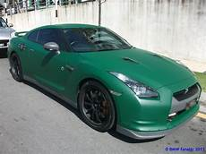 Army Themed Matte Green Nissan Gt R Bmwfanatic Flickr