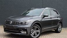 2016 Vw Tiguan Connected Series R Line Indium Grey Vw
