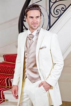 costume mariage homme couleur ivoire