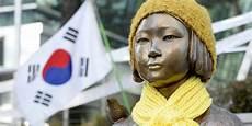 consolato corea la statua della prostituta bambina e le vergogne