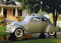 Grace Personified Presenting The 1934 DeSoto Airflow