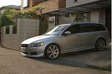 similar to my vision for a volvo v50 maybe titanium gray