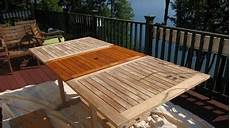 Outdoor Wood Furniture Needs Proper Care Silive
