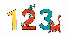 123 zahlen lied z 228 hlen lernen mit tieren und co