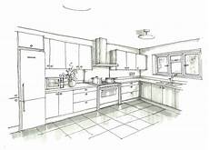 Kitchen Design Drawings by Gooseny Installation