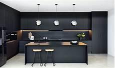 Black Kitchen - black a bold kitchen with silestone 174 negro tebas by vicello kitchens cosentino