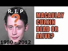 macaulay culkin dead or alive