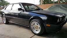 how things work cars 1987 maserati biturbo transmission control 1987 maserati biturbo twin turbo aftermarket intercoolers 400 hp black 5 speed for sale in