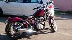 Troc Echange Bobber Style Harley Davidson 125 Sur