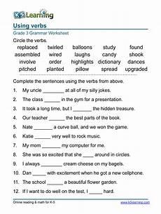 grade 3 verb worksheets fill online printable fillable blank pdffiller