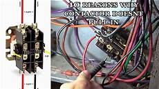 Ac Contactor Not Pulling In 10 Reasons Why