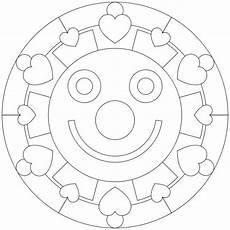 Malvorlagen Sterne Cing Mandala Ausmalbild Nr 21 Ausmalbilder Mandala