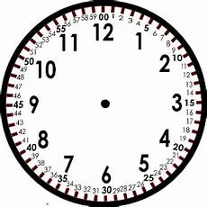 blank clock template here is a clock i created to show