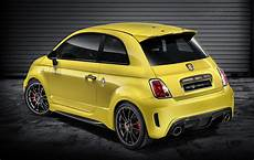 fiat puts the spotlight on the abarth 595 yamaha factory