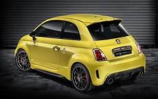 Fiat Puts The Spotlight On The Abarth 595 Yamaha Factory