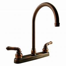 rv kitchen faucets dura 174 rv kitchen two handle j spout faucet cerid