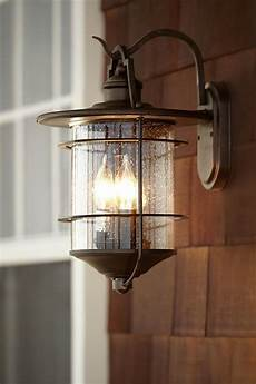 casa mirada 16 1 4 quot high bronze 3 light outdoor wall light 51238 ls plus exterior