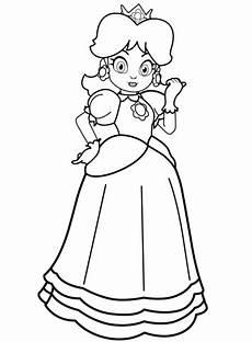 Ausmalbilder Prinzessin Rosalina Ausmalbild Prinzessin Ausmalbilder Kostenlos Zum