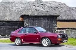 1985 Audi Quattro Sport SWB Coupe  Sports Car Market