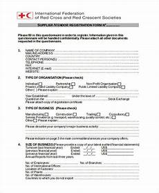 free 35 sle registration forms in ms word