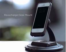 revocharge iphone 5s with wireless charging station